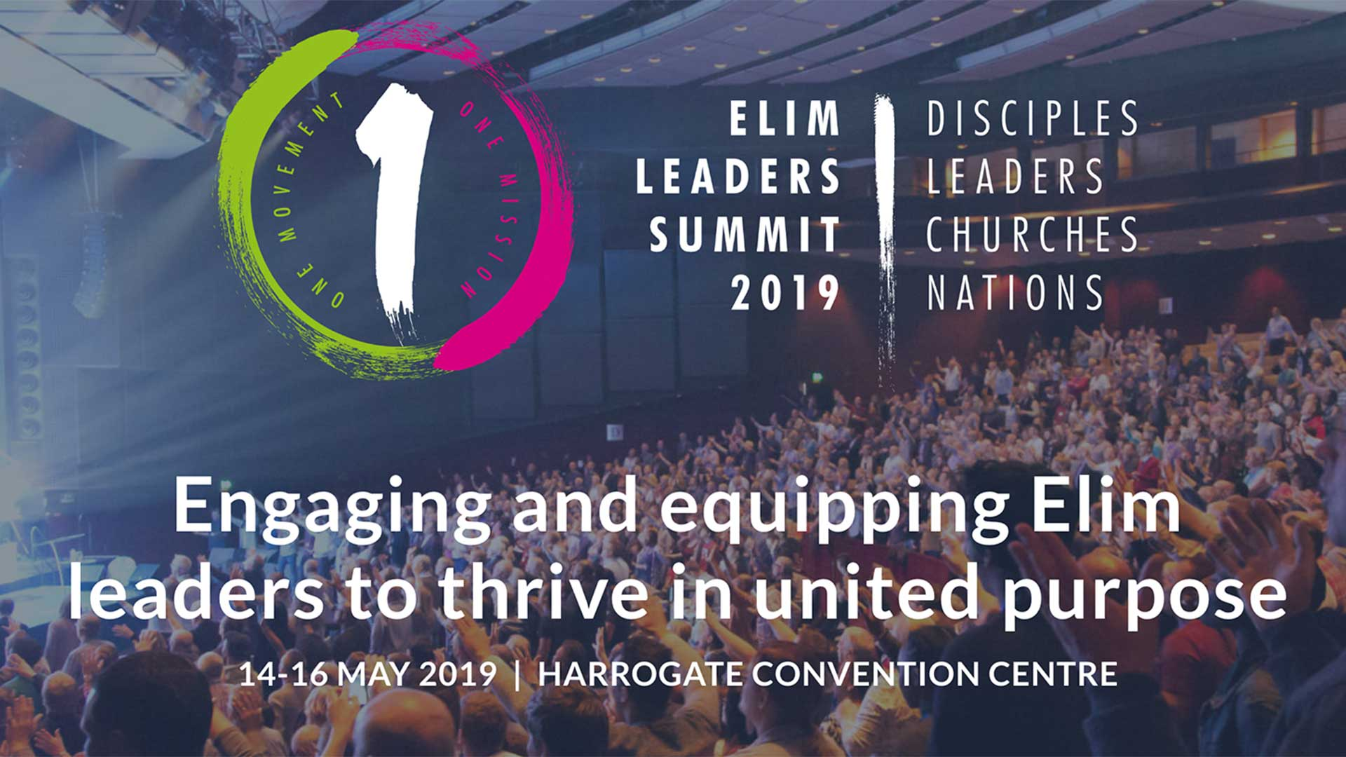 Elim Leaders Summit 2019